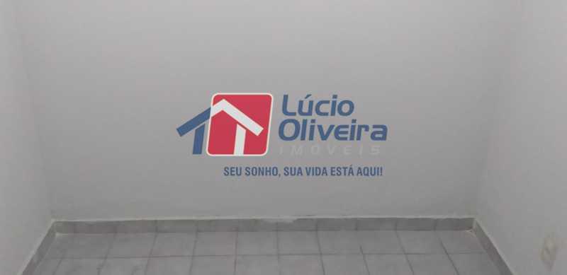 15 - Quarto Empregada - Apartamento à venda Avenida Vicente de Carvalho,Vila da Penha, Rio de Janeiro - R$ 280.000 - VPAP21172 - 17