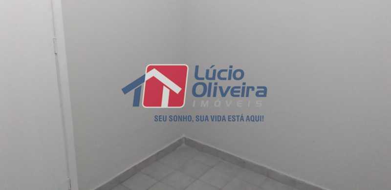 16 - Quarto Empregada - Apartamento à venda Avenida Vicente de Carvalho,Vila da Penha, Rio de Janeiro - R$ 280.000 - VPAP21172 - 18