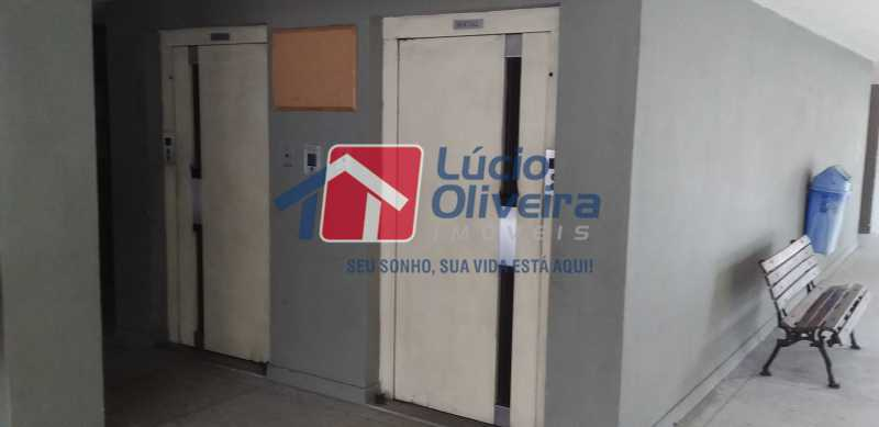 20 - Elevadores - Apartamento à venda Avenida Vicente de Carvalho,Vila da Penha, Rio de Janeiro - R$ 280.000 - VPAP21172 - 22