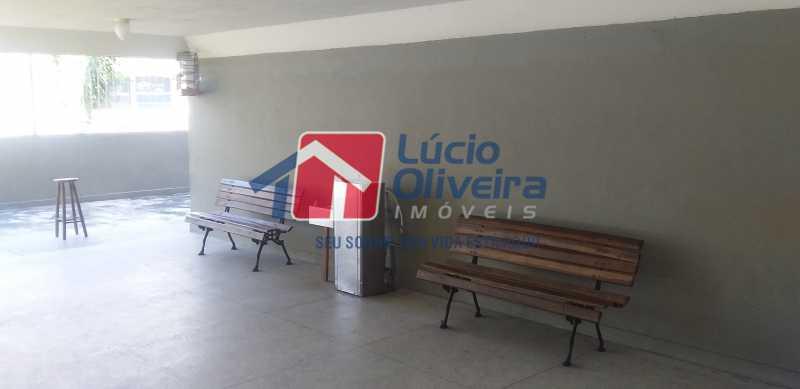 23 - Play - Apartamento à venda Avenida Vicente de Carvalho,Vila da Penha, Rio de Janeiro - R$ 280.000 - VPAP21172 - 25