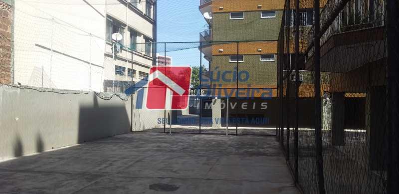 25 - Quadra Poliesportiva - Apartamento à venda Avenida Vicente de Carvalho,Vila da Penha, Rio de Janeiro - R$ 280.000 - VPAP21172 - 27