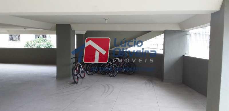 26 - Bicicletário - Apartamento à venda Avenida Vicente de Carvalho,Vila da Penha, Rio de Janeiro - R$ 280.000 - VPAP21172 - 28