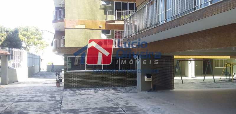 29 - Portaria 24 horas - Apartamento à venda Avenida Vicente de Carvalho,Vila da Penha, Rio de Janeiro - R$ 280.000 - VPAP21172 - 31