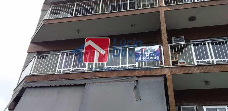 30 - Placa - Apartamento à venda Avenida Vicente de Carvalho,Vila da Penha, Rio de Janeiro - R$ 280.000 - VPAP21172 - 1