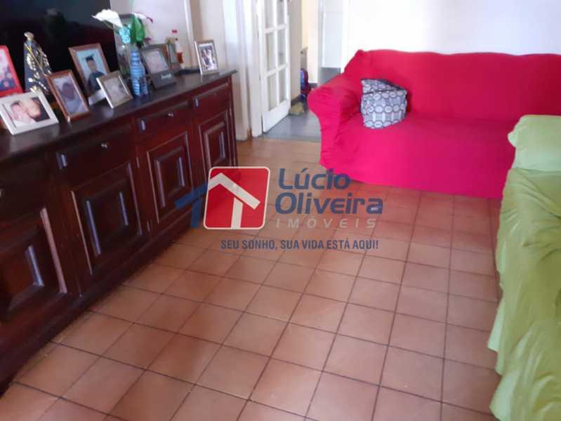 2 SALA. - Casa À Venda - Vista Alegre - Rio de Janeiro - RJ - VPCA30158 - 1