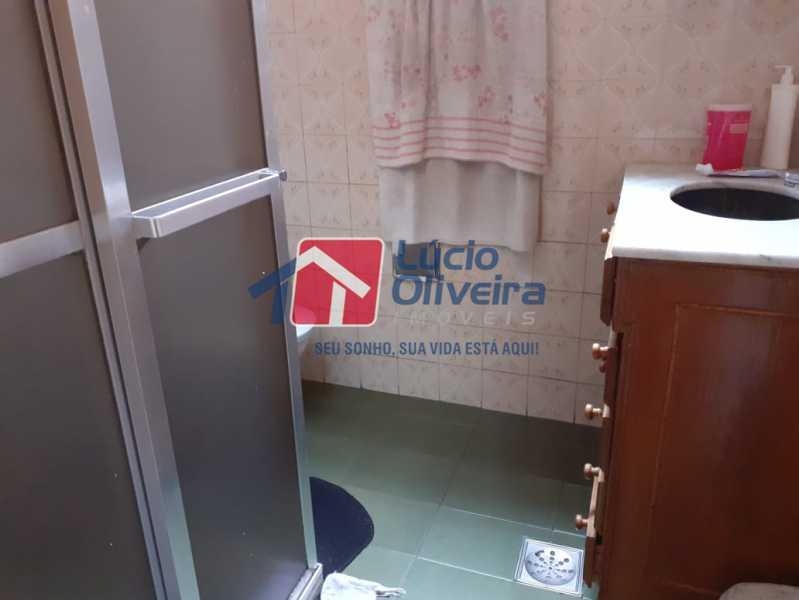 10 BANHEIRO. - Casa À Venda - Vista Alegre - Rio de Janeiro - RJ - VPCA30158 - 10