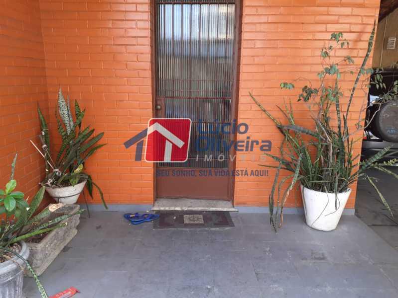 11 VARANDA. - Casa À Venda - Vista Alegre - Rio de Janeiro - RJ - VPCA30158 - 11