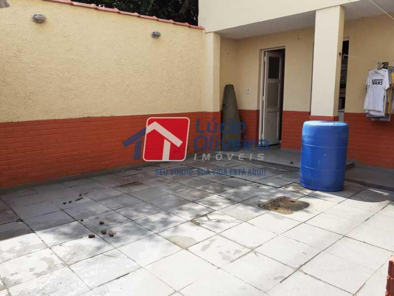 14 QUINTAL DOS FUNDOS. - Casa À Venda - Vista Alegre - Rio de Janeiro - RJ - VPCA30158 - 14
