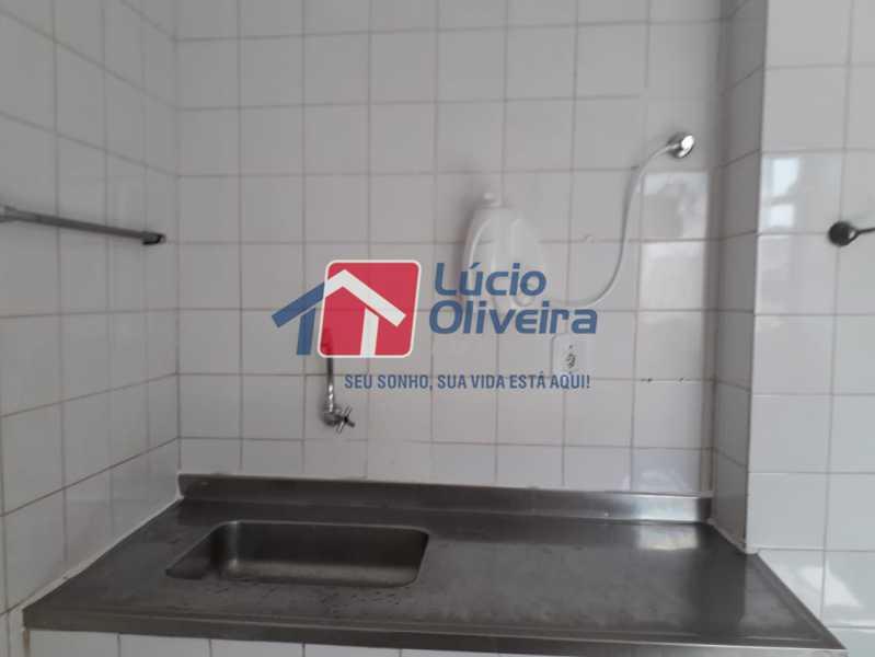 9   cozinha. - Apartamento À Venda - Olaria - Rio de Janeiro - RJ - VPAP21173 - 10