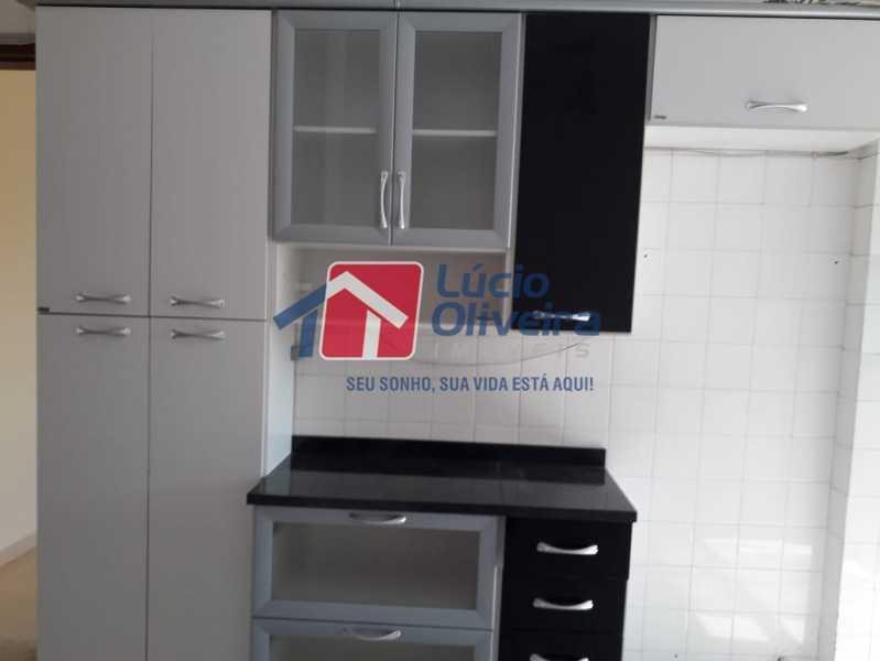 11 cozinha. - Apartamento À Venda - Olaria - Rio de Janeiro - RJ - VPAP21173 - 12