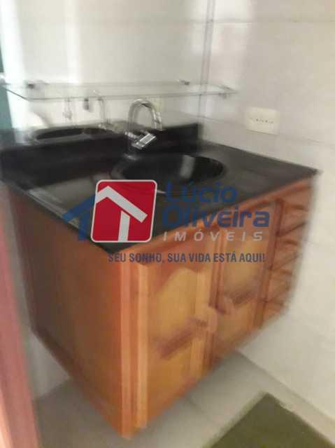 15 banheiro -armario. - Apartamento À Venda - Olaria - Rio de Janeiro - RJ - VPAP21173 - 16