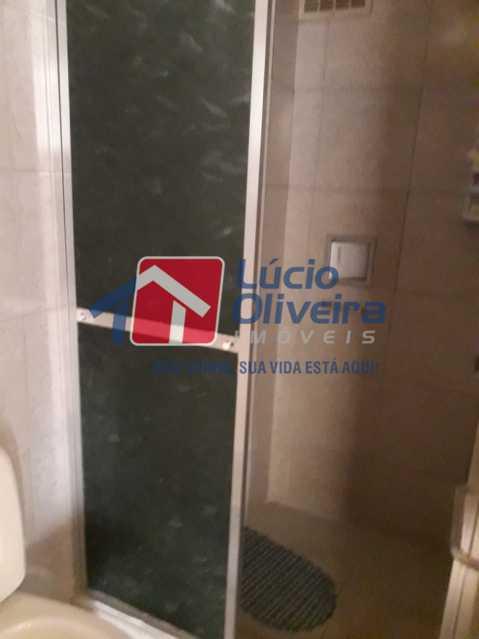 16 banheiro - box. - Apartamento À Venda - Olaria - Rio de Janeiro - RJ - VPAP21173 - 17