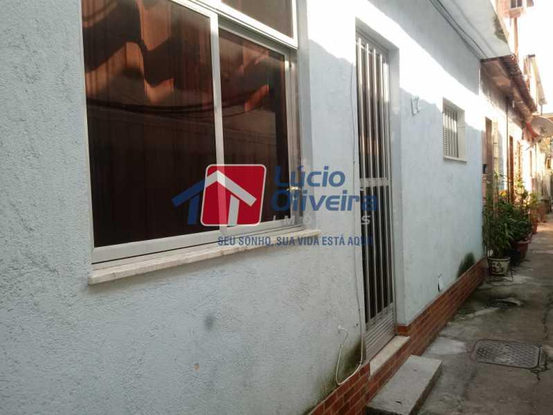 01. - Casa de Vila Para Alugar - Cordovil - Rio de Janeiro - RJ - VPCV10030 - 1