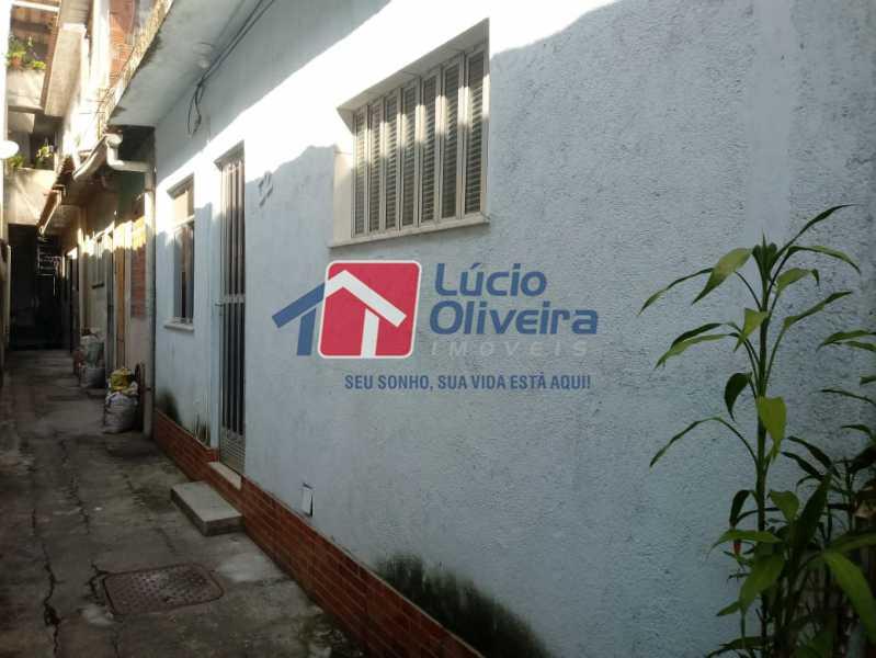 02. - Casa de Vila Para Alugar - Cordovil - Rio de Janeiro - RJ - VPCV10030 - 3