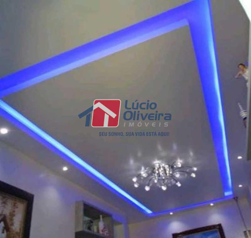 1-Sala teto luz indireta - Apartamento À Venda - Madureira - Rio de Janeiro - RJ - VPAP30280 - 1