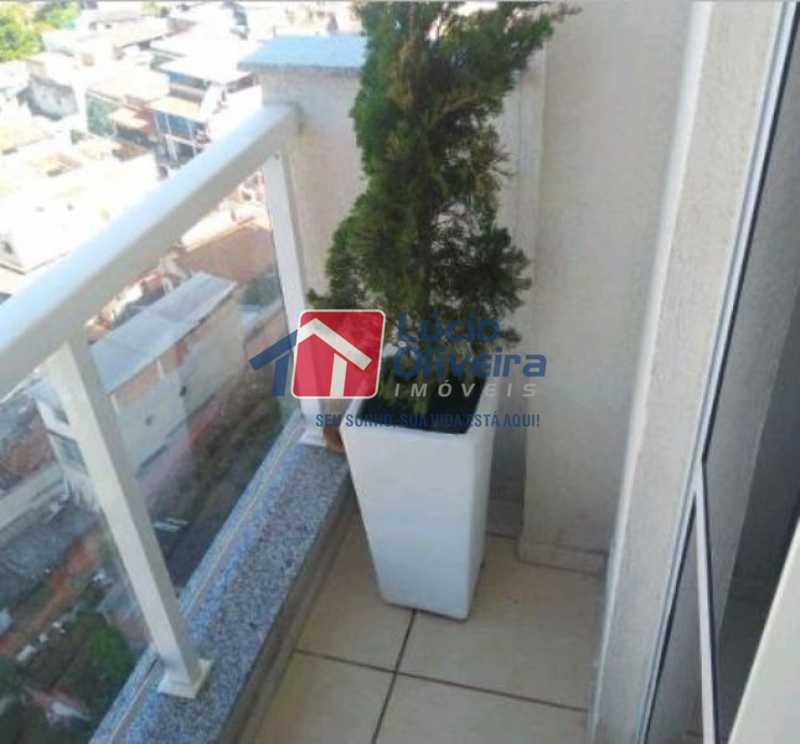 4-Varanda - Apartamento À Venda - Madureira - Rio de Janeiro - RJ - VPAP30280 - 5