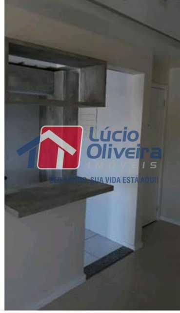 9-Cozinha planejada - Apartamento À Venda - Madureira - Rio de Janeiro - RJ - VPAP30280 - 10