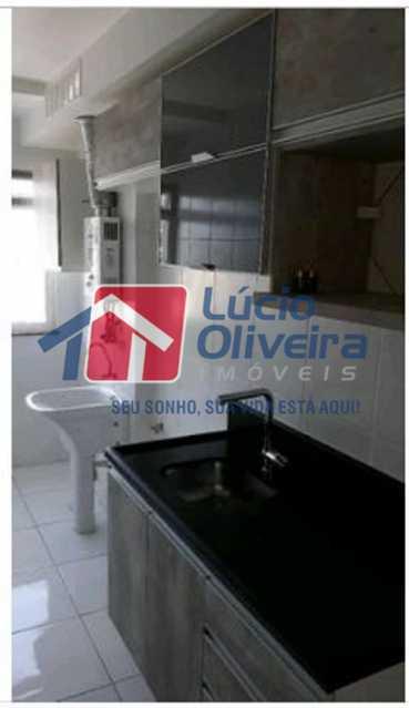 10-Cozinha e area serviço - Apartamento À Venda - Madureira - Rio de Janeiro - RJ - VPAP30280 - 11