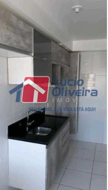 11-Cozinha com armarios - Apartamento À Venda - Madureira - Rio de Janeiro - RJ - VPAP30280 - 12