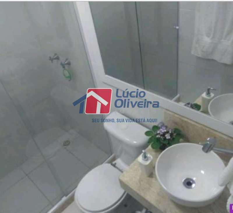 13-Banheiro social - Apartamento À Venda - Madureira - Rio de Janeiro - RJ - VPAP30280 - 14