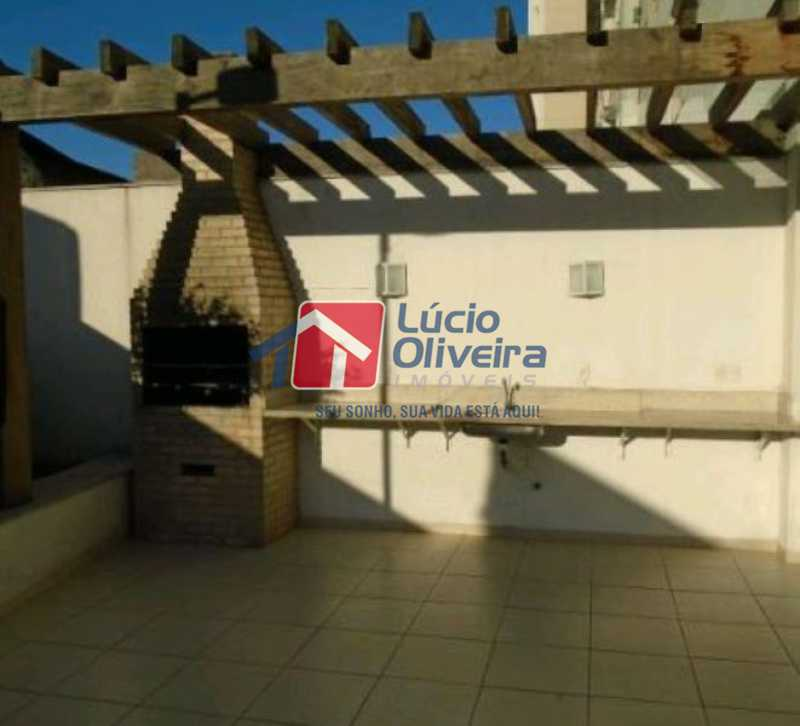 17-Churrasqueira - Apartamento À Venda - Madureira - Rio de Janeiro - RJ - VPAP30280 - 18