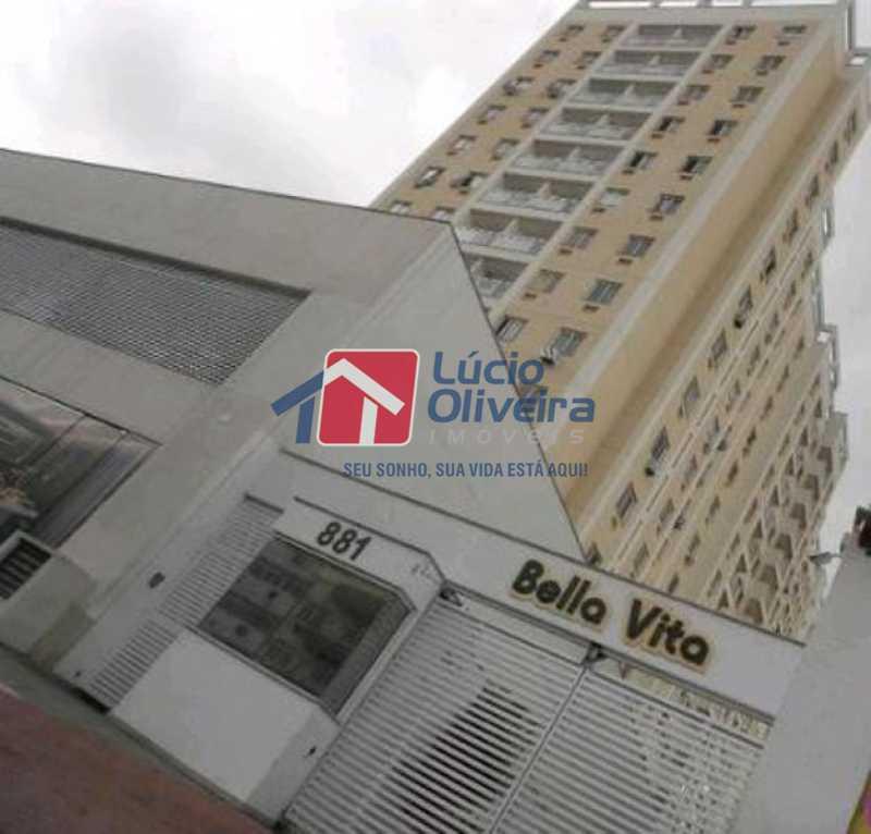 21-Portaria condominio - Apartamento À Venda - Madureira - Rio de Janeiro - RJ - VPAP30280 - 22