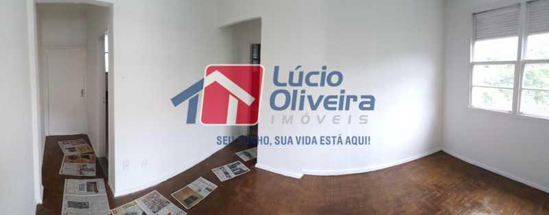 4-Sala - Apartamento À Venda - Engenho da Rainha - Rio de Janeiro - RJ - VPAP10130 - 1