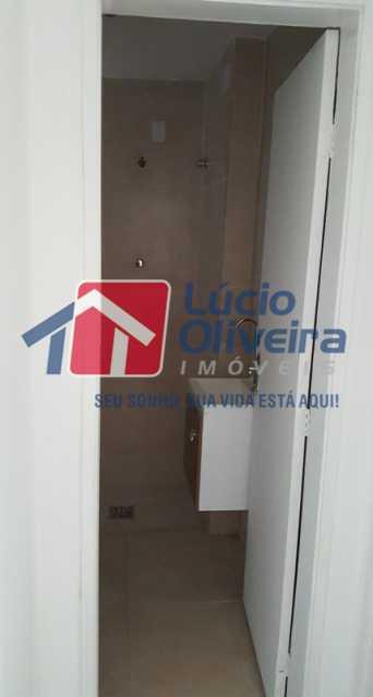 8-Corredor, banheiro - Apartamento À Venda - Engenho da Rainha - Rio de Janeiro - RJ - VPAP10130 - 9