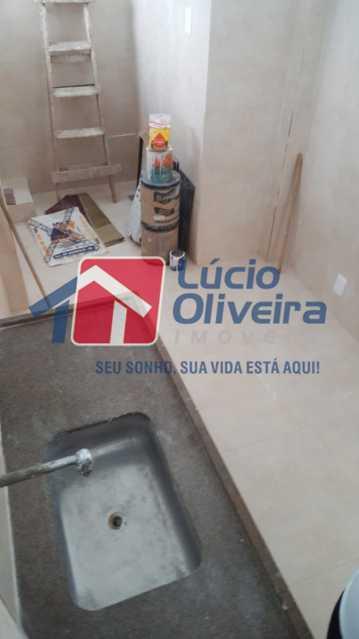 10-Cozinha - Apartamento À Venda - Engenho da Rainha - Rio de Janeiro - RJ - VPAP10130 - 11
