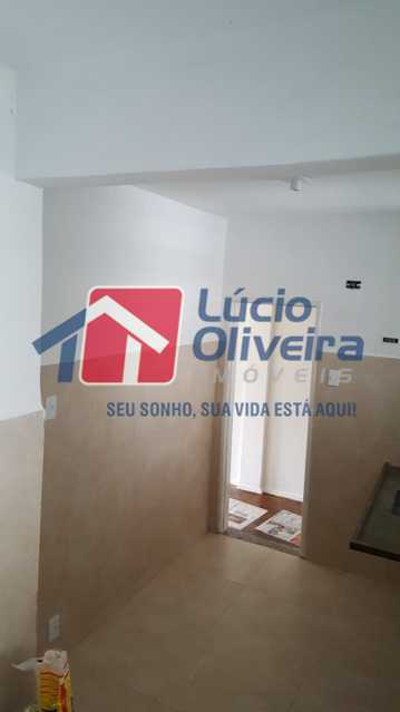 12-Cozinha - Apartamento À Venda - Engenho da Rainha - Rio de Janeiro - RJ - VPAP10130 - 13