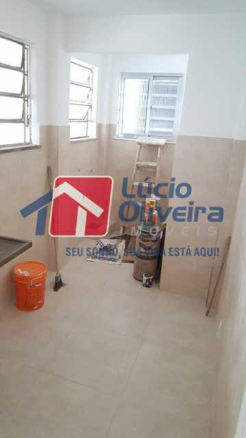 14-Cozinha - Apartamento À Venda - Engenho da Rainha - Rio de Janeiro - RJ - VPAP10130 - 15