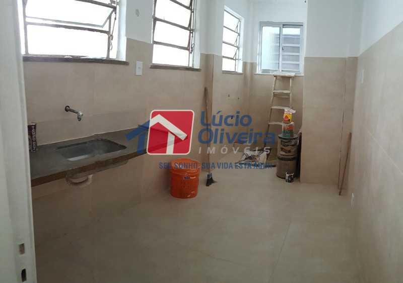 15-cozinha panorâmica - Apartamento À Venda - Engenho da Rainha - Rio de Janeiro - RJ - VPAP10130 - 16