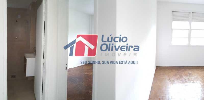 19-panorâmica banheiro, quart - Apartamento À Venda - Engenho da Rainha - Rio de Janeiro - RJ - VPAP10130 - 20