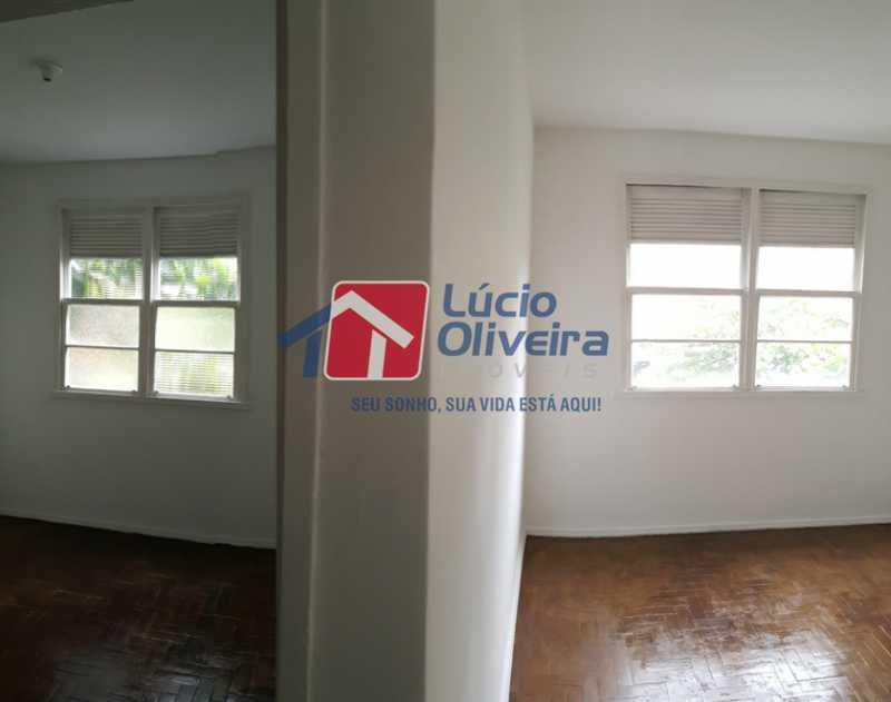 22-Panoramica, divisao quarto  - Apartamento À Venda - Engenho da Rainha - Rio de Janeiro - RJ - VPAP10130 - 23