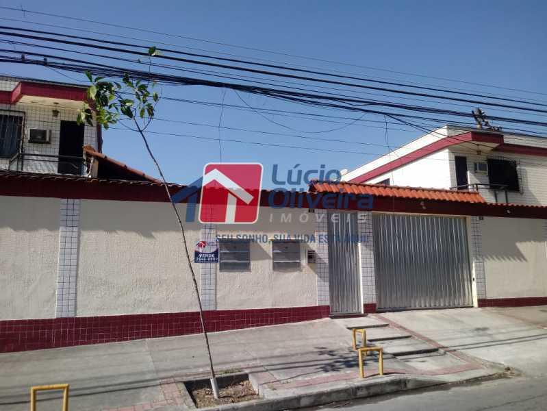01 - Casa em Condomínio à venda Rua Itaigara,Coelho Neto, Rio de Janeiro - R$ 260.000 - VPCN20023 - 1