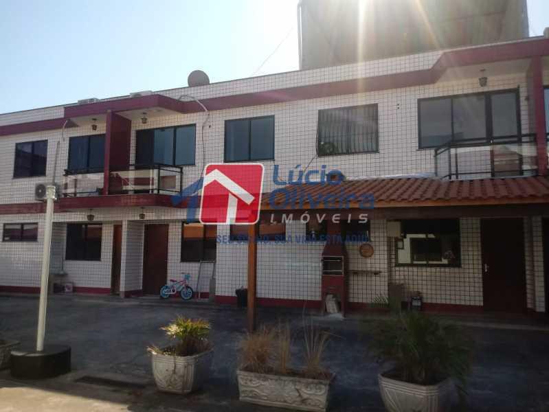03 - Casa em Condomínio à venda Rua Itaigara,Coelho Neto, Rio de Janeiro - R$ 260.000 - VPCN20023 - 4