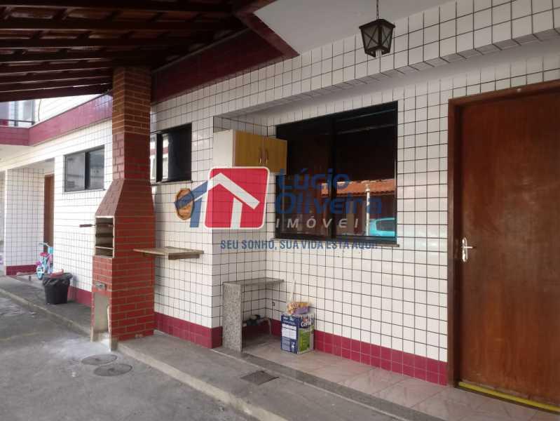 05 - Casa em Condomínio à venda Rua Itaigara,Coelho Neto, Rio de Janeiro - R$ 260.000 - VPCN20023 - 6