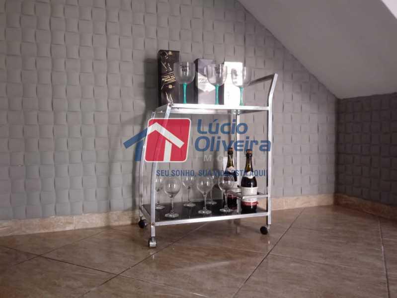 12 - Casa em Condomínio à venda Rua Itaigara,Coelho Neto, Rio de Janeiro - R$ 260.000 - VPCN20023 - 13