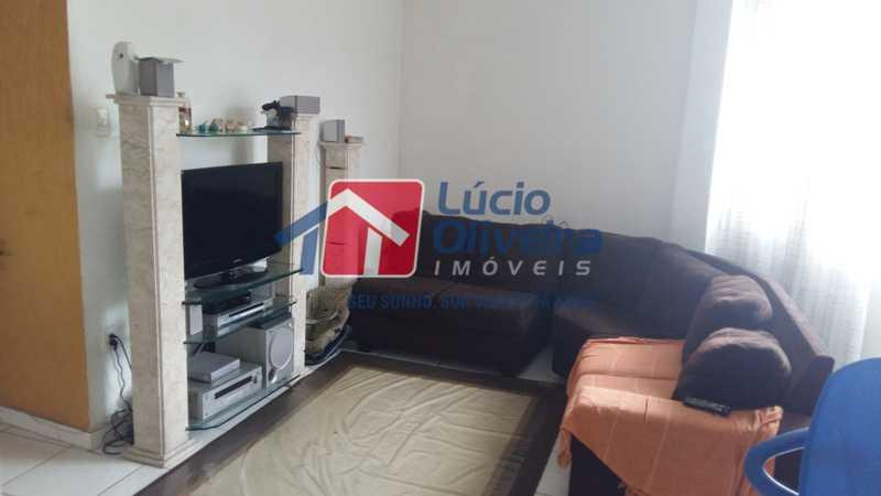 1 SALA - Apartamento à venda Rua Araguari,Ramos, Rio de Janeiro - R$ 230.000 - VPAP21175 - 1