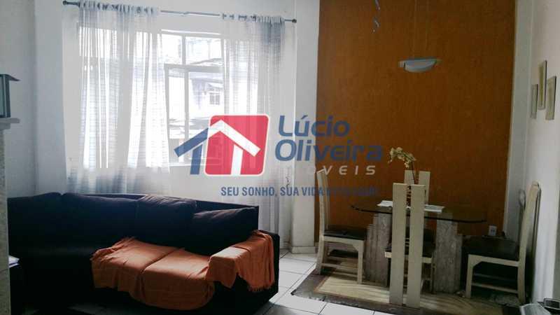 2 SALA - Apartamento à venda Rua Araguari,Ramos, Rio de Janeiro - R$ 230.000 - VPAP21175 - 3