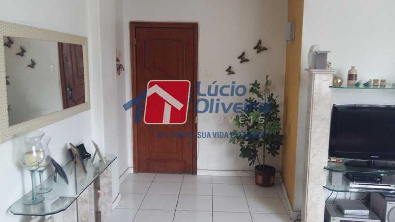 3 SALA - Apartamento à venda Rua Araguari,Ramos, Rio de Janeiro - R$ 230.000 - VPAP21175 - 4