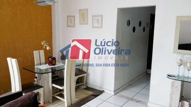 4 SALA - Apartamento à venda Rua Araguari,Ramos, Rio de Janeiro - R$ 230.000 - VPAP21175 - 5