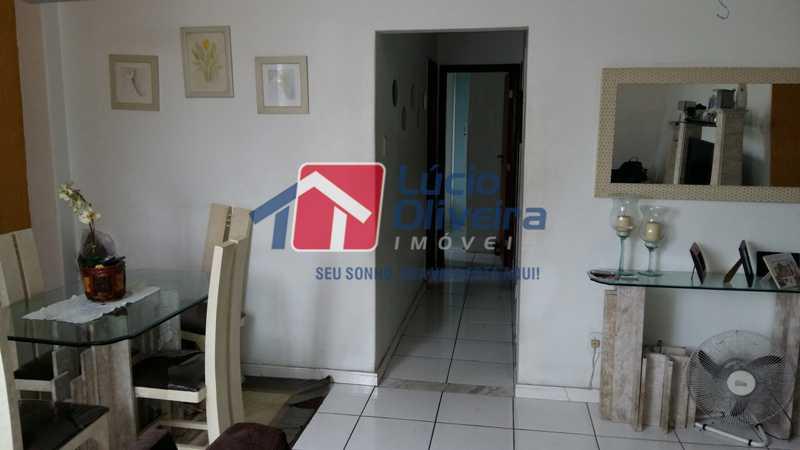 5 SALA - Apartamento à venda Rua Araguari,Ramos, Rio de Janeiro - R$ 230.000 - VPAP21175 - 6