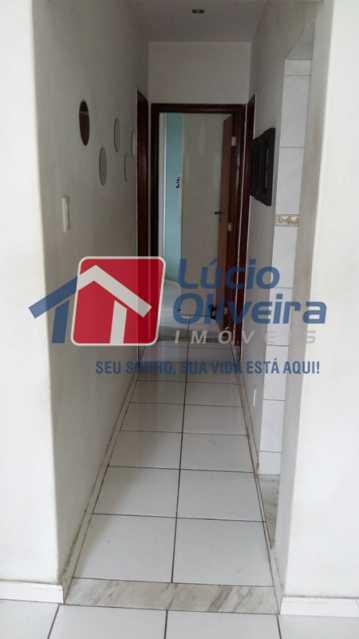6 CIRCULAÇÃO - Apartamento à venda Rua Araguari,Ramos, Rio de Janeiro - R$ 230.000 - VPAP21175 - 7