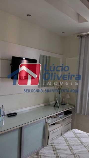 9 QUARTO - Apartamento à venda Rua Araguari,Ramos, Rio de Janeiro - R$ 230.000 - VPAP21175 - 10