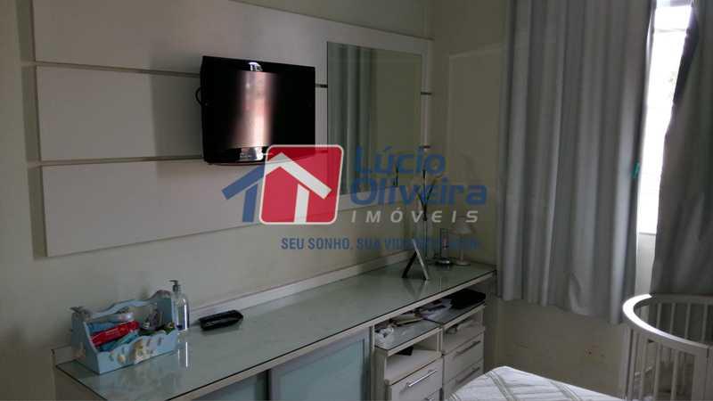 12 QUARTO - Apartamento à venda Rua Araguari,Ramos, Rio de Janeiro - R$ 230.000 - VPAP21175 - 13