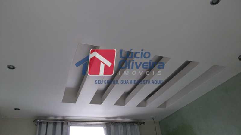 13 QUARTO TETO - Apartamento à venda Rua Araguari,Ramos, Rio de Janeiro - R$ 230.000 - VPAP21175 - 14