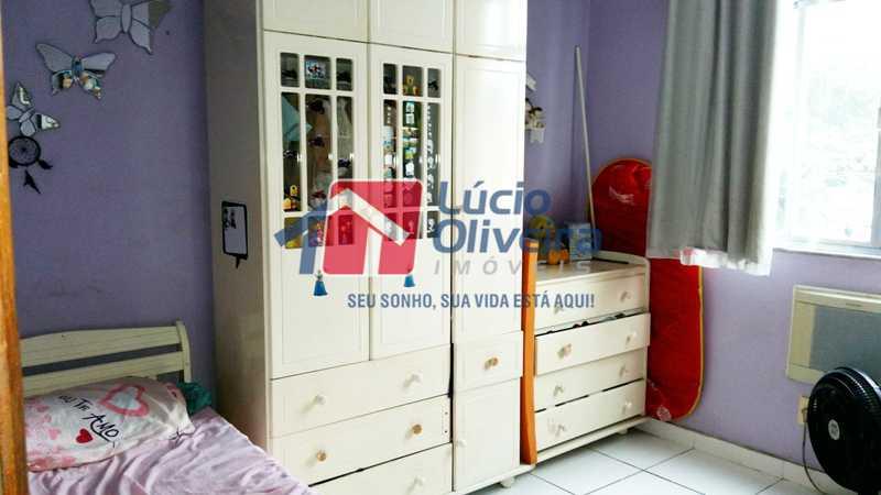 14 QUARTO SOLTEIRO - Apartamento à venda Rua Araguari,Ramos, Rio de Janeiro - R$ 230.000 - VPAP21175 - 15