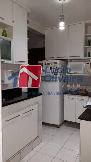 15 COZINHA - Apartamento à venda Rua Araguari,Ramos, Rio de Janeiro - R$ 230.000 - VPAP21175 - 16