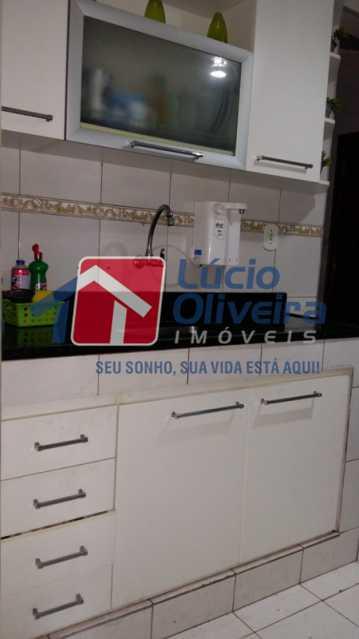 16 COZINHA - Apartamento à venda Rua Araguari,Ramos, Rio de Janeiro - R$ 230.000 - VPAP21175 - 17